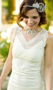 Gatsby Influenced Gown | Imprint Weddings | Toronto